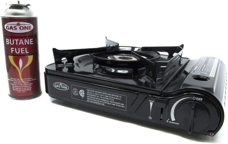 gasone camping stove