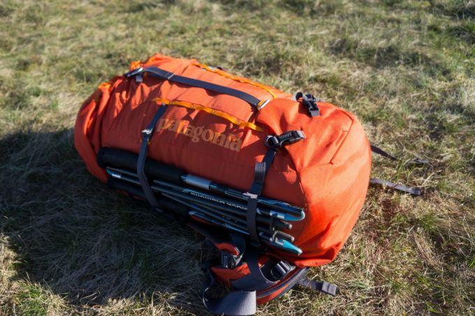 Patagonia ski backpack