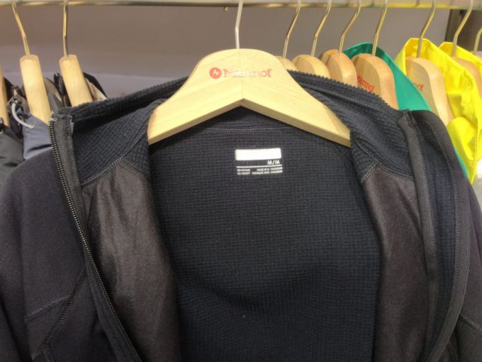 Marmot Ansgar Jacket as a base layer