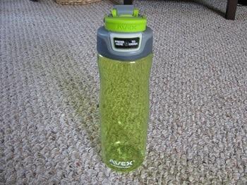 AVEX Brazos Water Bottle, Blue, 25-Ounce