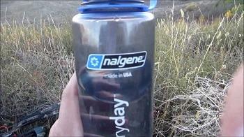 Nalgene Translucent Wide Mouth Bottle