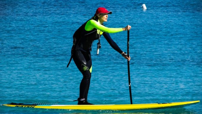 Paddle Sport Sea Stand Paddleboarding Board