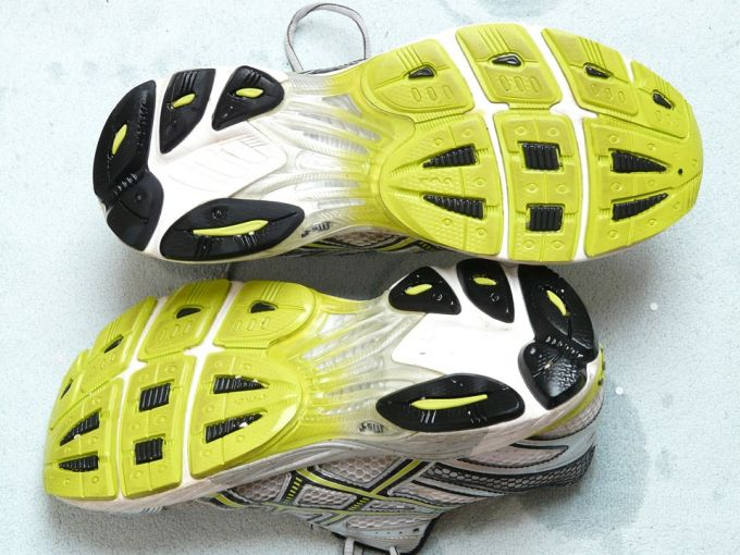 Sole Running Shoes