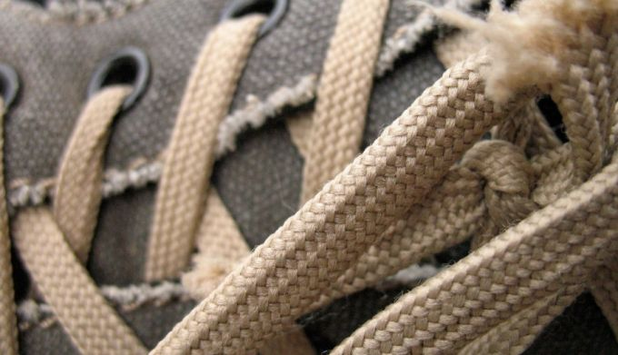 paracord for boot laces