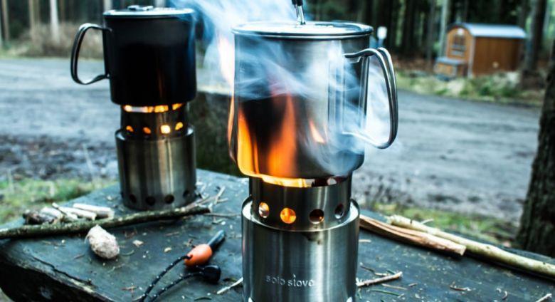 Solo Stove Pot 900 Usage