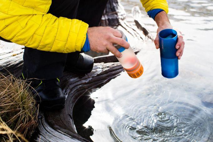 Water filter versus water purifier