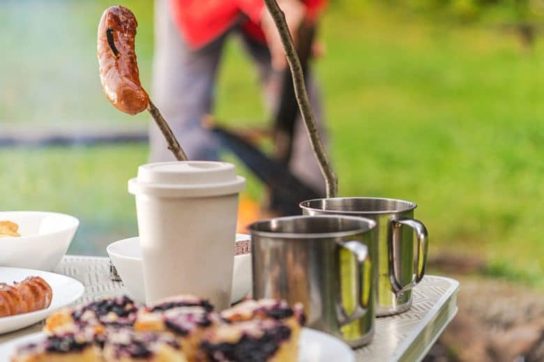 best camping food ideas