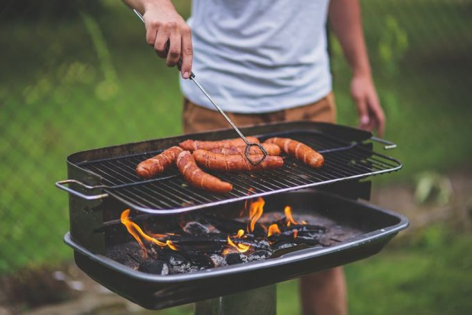 Camping Hot dogs