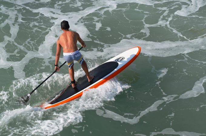 How to Choose A Paddle Board: Learning to Make Waves