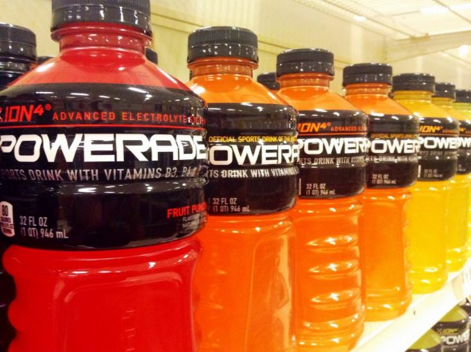 Powerade Electrolyte Drink