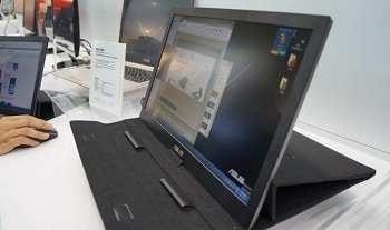 ASUS MB168B portable monitor