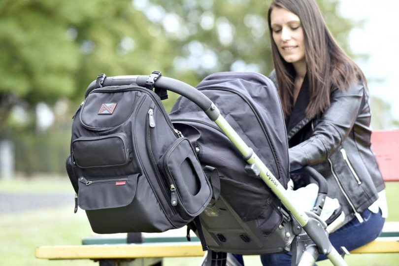 Best Backpack Diaper Bag Saving The Day For Moms And Dads