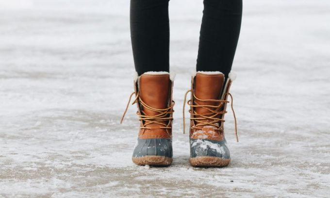 Image showing a -Warm-and-Stylish-Boots