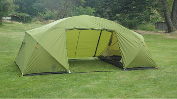 Big Agnes Wyoming Trail 4 Person Tent