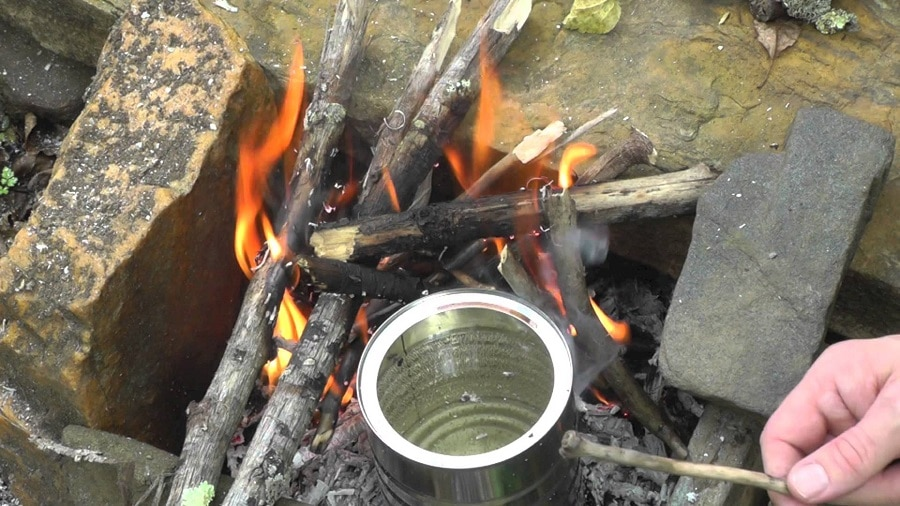 Boiling Method