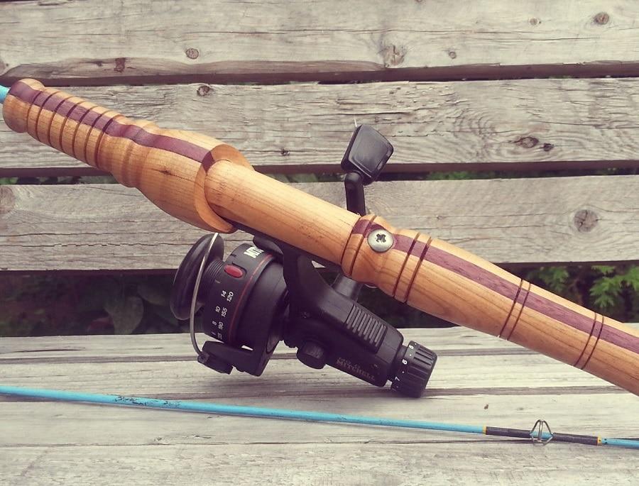 Custom Fishing rod handle