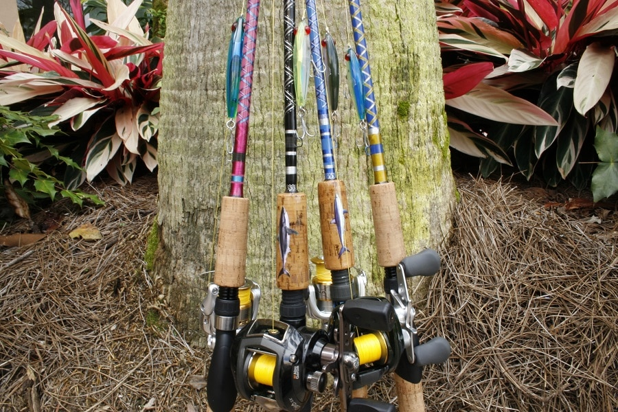 Customized Rods