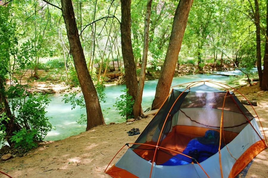Fabulous Camping Spot