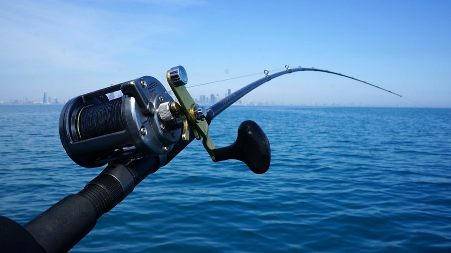 Fishing Rod features