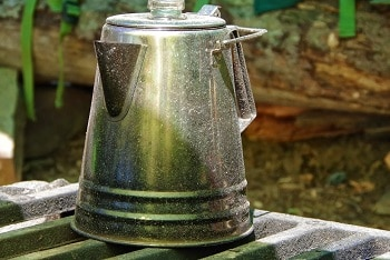 GSI Outdoors Campfire Glacier Stainless Perc