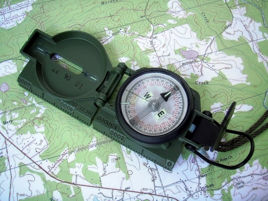 Good quality, reliable compass