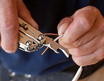 Leatherman - Wingman Multi-Tool, Stainless Steel
