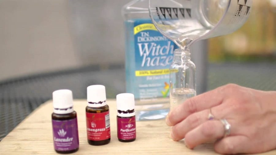 Make Insect Repellent from Essential Oils
