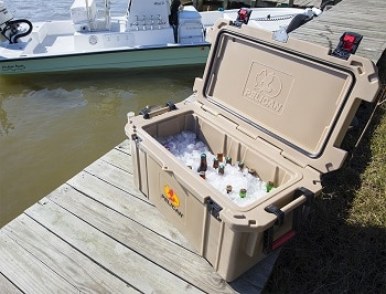 Pelican Products ProGear Elite Cooler, 65 Quart