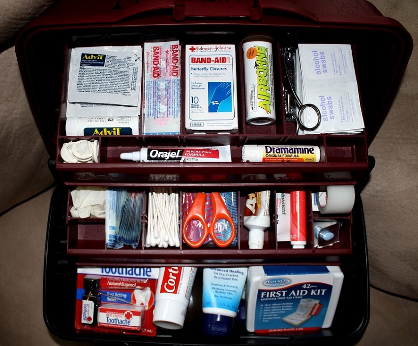 Personalizing the First Aid Kit
