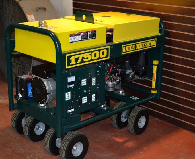 Portable Generator Watt rating