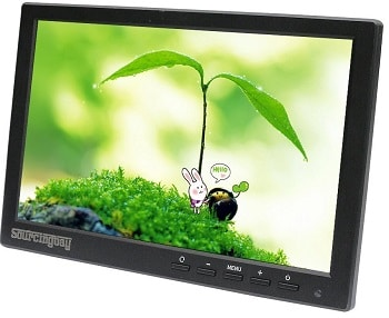 Sourcingbay Mini CCTV LCD portable monitor