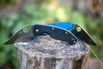 Spyderco Tenacious Plain Edge Knife