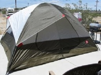 Suisse Sport Mammoth Tent - 6 Person