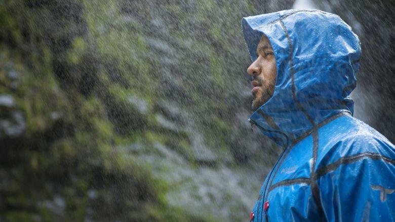 Waterproof 3-i-1 jacket