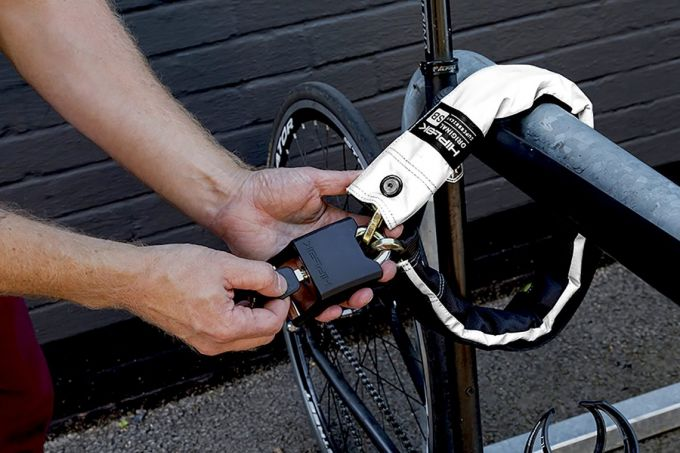 Waterproof bike locks