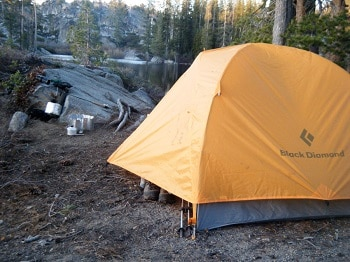 Black Diamond Mesa Tent