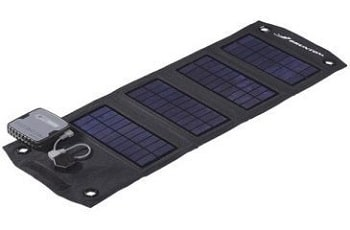 Brunton Power Essentials Kit-Explorer 2 Solar Panel