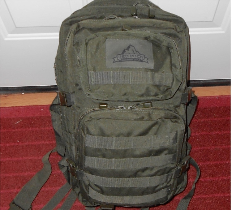 Bug out bag ready