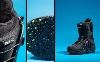 Burton Emerald Women's Snowboard Boots Black