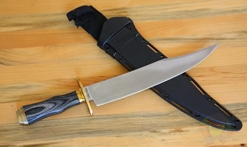Cold Steel Natchez Bowie 01 Steel Knife