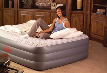 Coleman Premium Double High SupportRest Airbed