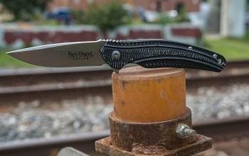 Columbia River Knife and Tool Edge Knife