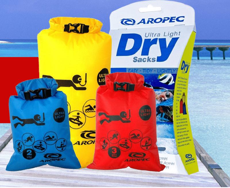 Useful dry bags