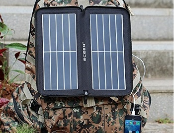 ECEEN Solar Panel, 10Watts Solar Charger
