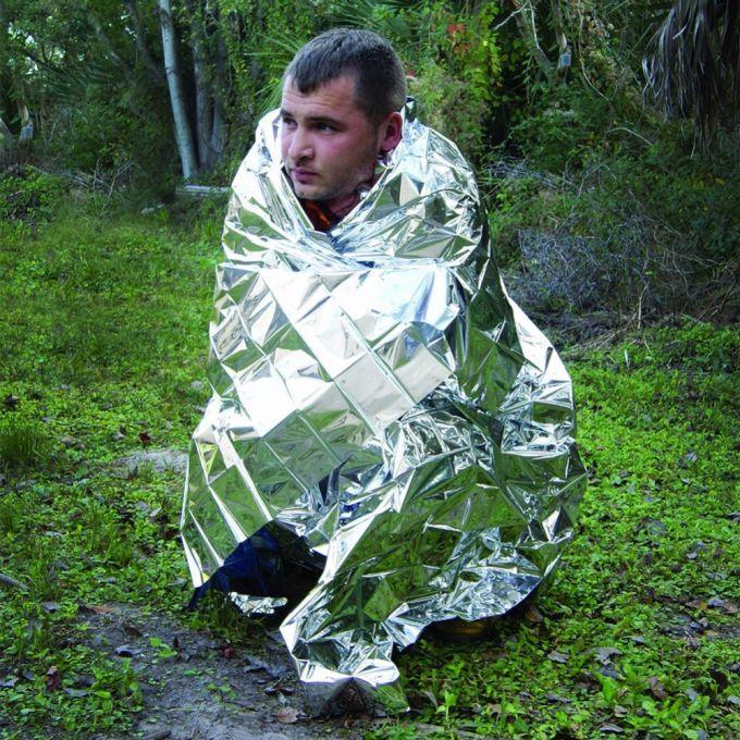 Emergency blanket durability