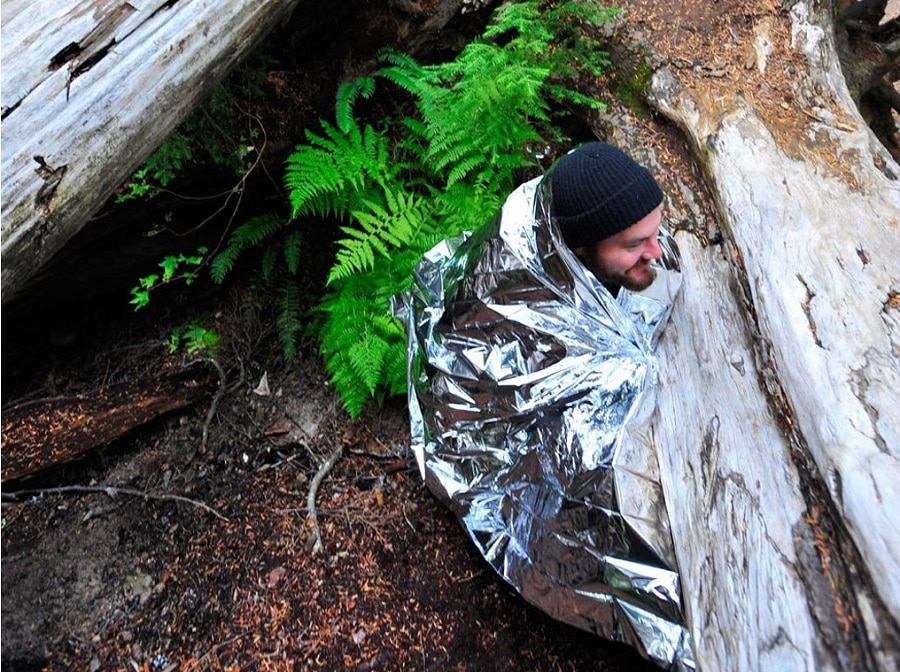 Emergency blankets review