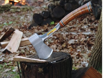 Estwing E24A 12-inch Forged All-Steel Sportsman's Axe
