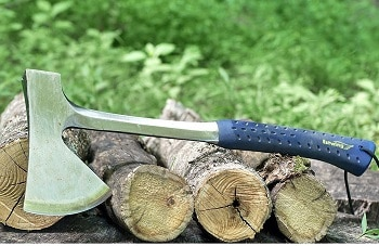 Estwing E44A 16-Inch Camper's Axe-All Steel
