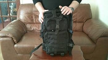 Explorer Tactical Assault Military Backpack