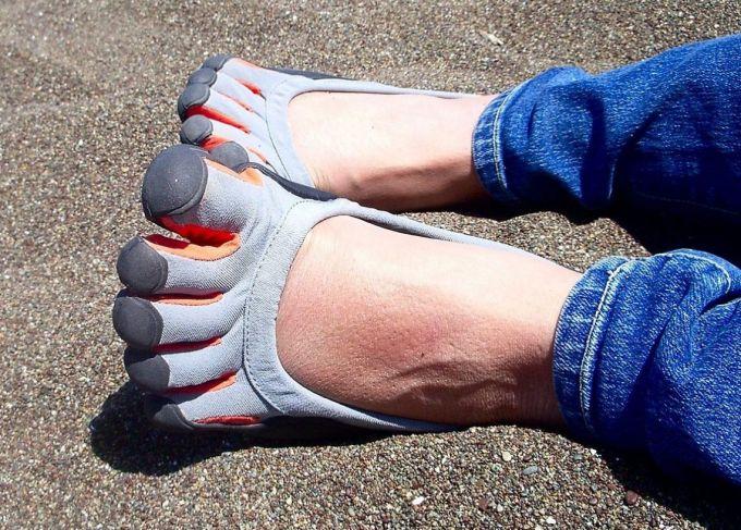 Five Fingers Shoes